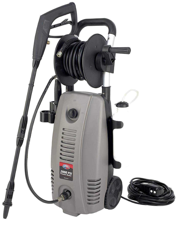 Greenworks 2000 Psi Electric Pressure Washer Manual Guide