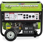 All Power 10,000 Watt Electric Start Portable Propane Generator Product Manual (APG3590CN)