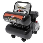 All Power Twin Tank 5 Gallon Air Compressor Product Manual (APC4006)
