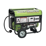 All Power 6,000 Watt Portable Propane Generator Product Manual (APG3560CN)