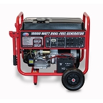 All Power 10,000 Watt Electric Start Dual Fuel Generator Product Manual (APGG10000GL)