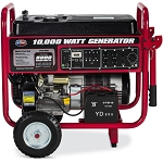 All Power 10,000 Watt Electric Start Generator Product Manual (APGG10000)