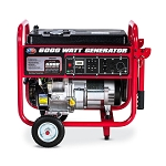 All Power 6,000 Watt Portable Generator Product Manual (APGG6000)