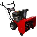 All Power 24 Inch Snow Blower Product Manual (APSB2421)