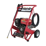 All Power 2400 PSI 2.5 GPM Gas Pressure Washer Product Manual (APW5117)