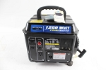 Eagle River 1,200 Watt  2 Stroke Portable Generator Product Manual (ERG1200)