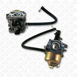 CARBURETOR (NO FUEL VALVE, W/O CHOKE LEVER, CARB)