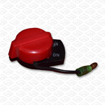 ENGINE ON/OFF SWITCH (RED, 1-WIRE)