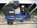 King Craft 6,000 Watt Portable Generator Product Manual (KINGCRAFT1705)