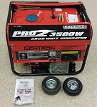 Gentron Pro 2 3,500 Watt Portable Generator Product Manual (Pro 2 3,500W RV)