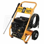 Steele Products 3,400 PSI Gas Pressure Washer Product Manual (SPWG340)