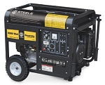 Steele Products 9,000 Watt Electric Start Portable Generator Product Manual (SP-GG900E)