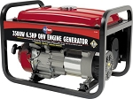 All Power 3,500 Watt Portable Generator Product Manual (APG3001)