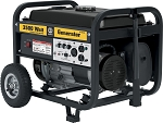 Steele Products 3,500 Watt Portable Generator Product Manual (SP-GG350)