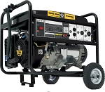 Steele Products 6,000 Watt Portable Generator Product Manual (SP-GG600N)