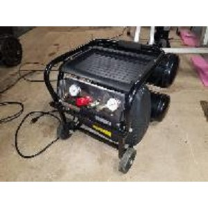 All Power Twin Tank 5 Gallon Air Compressor Product Manual (APC4025)