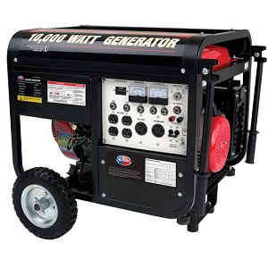 All Power 10,000 Watt Electric Start Portable Generator Product Manual (APG3090)
