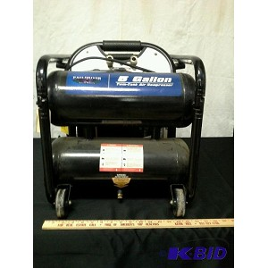 Eagle River 5 Gallon Air Compressor Product Manual (ERC4005)